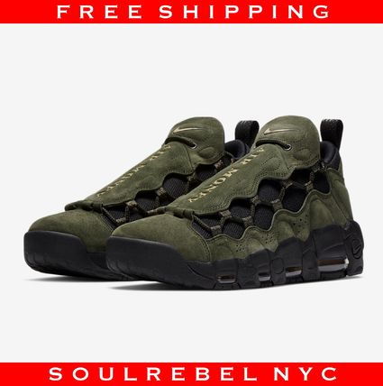 "Nike Air More Money US Dollar ""Mo' Money"" モア マニー US限定"