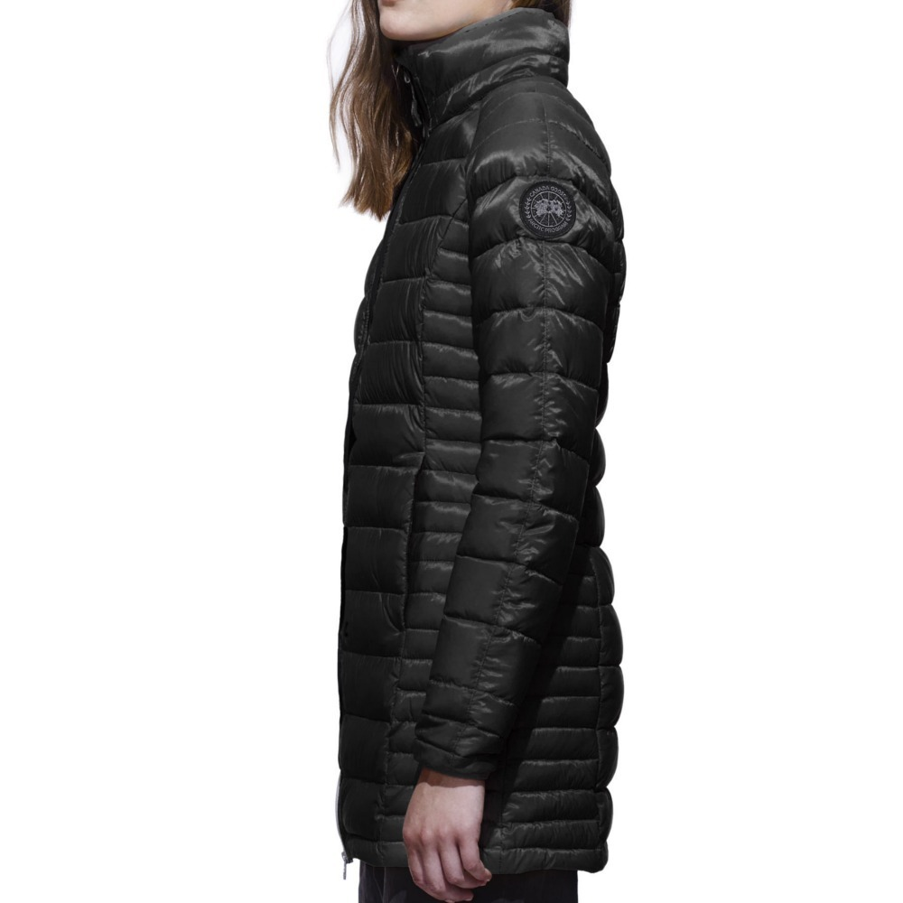 【CANADA GOOSE】Brookvale Hooded Coat☆大人気!!Black Label