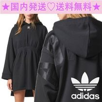 ★adidas★Originals French Terry フード付きワンピース★