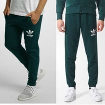 ADIDAS men's Originals☆3STRIPED PANT グリーン BR2153