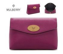 【Mulberry】 特別セール価格♪ Darley Cosmetic Pouch