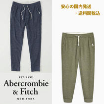 Abercrombie & Fitch 軽量 ジョガーパンツ♪