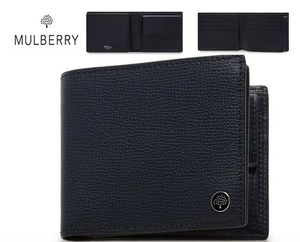 Mulberry 折りたたみ財布 【Mulberry】8 Card Coin Wallet Tree Plaque