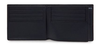 Mulberry 折りたたみ財布 【Mulberry】8 Card Coin Wallet Tree Plaque(3)
