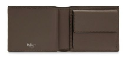 Mulberry 折りたたみ財布 【Mulberry】8 Card Coin Wallet Tree Plaque(2)