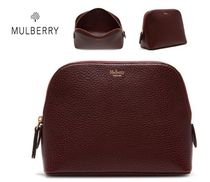 Mulberry(マルベリー) メイクポーチ  NEW♪【Mulberry】Cosmetic Pouch