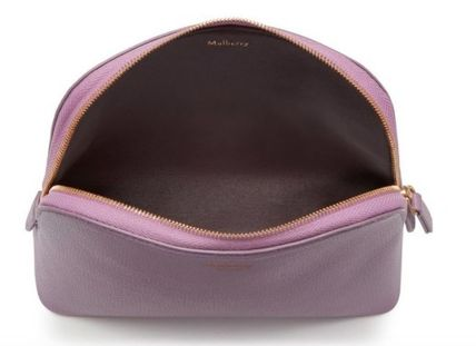 Mulberry メイクポーチ  NEW♪【Mulberry】Cosmetic Pouch(4)