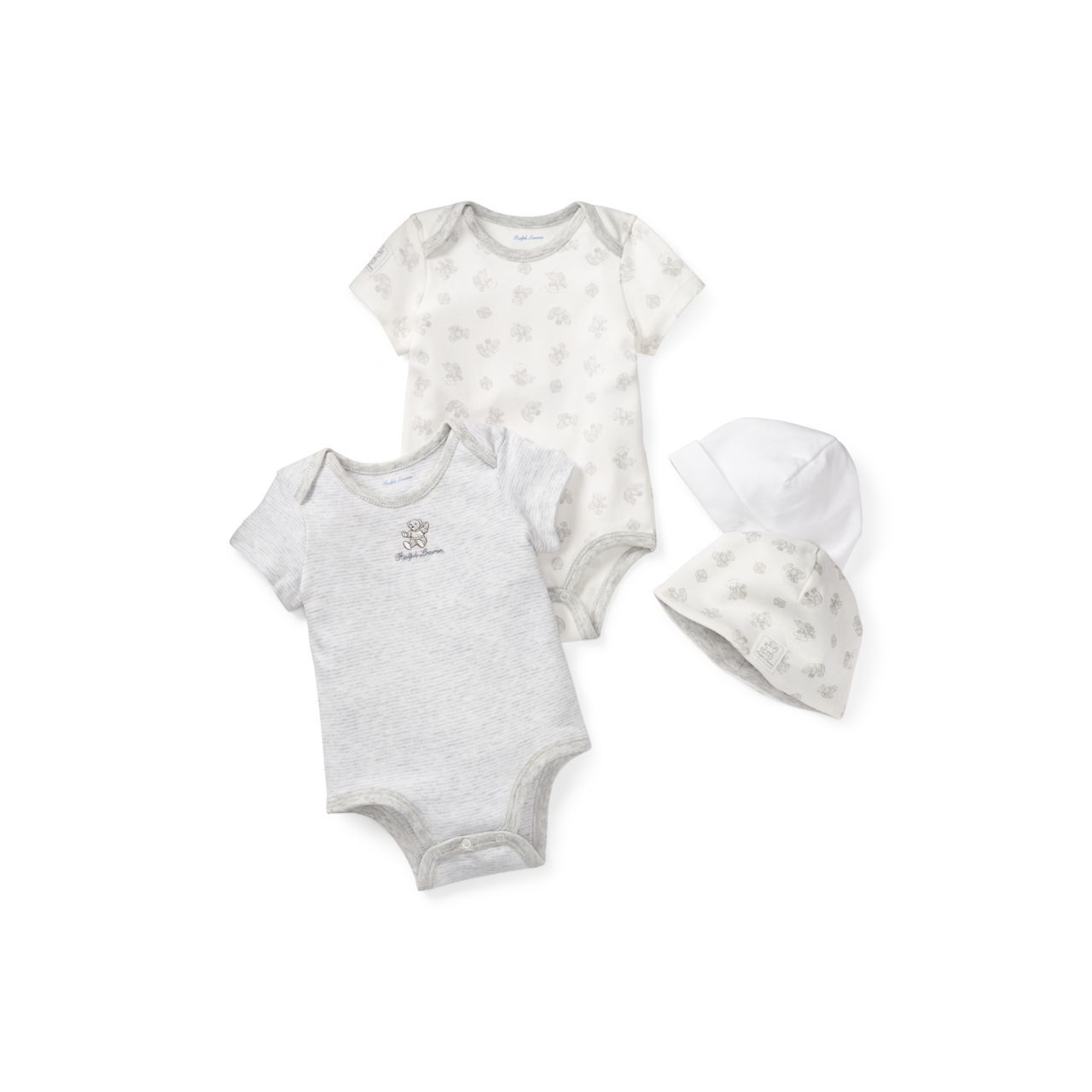 ◎送料込み◎Cotton Bodysuit 2-Piece Set