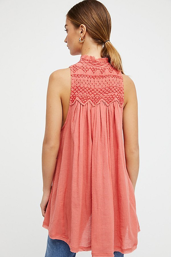 Free People フリーピープル Just As You Are チュニック