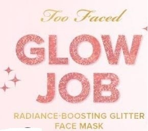 NEW人気限定品 (Too Faced) パックが楽しくなるGLITTER FACEMASK