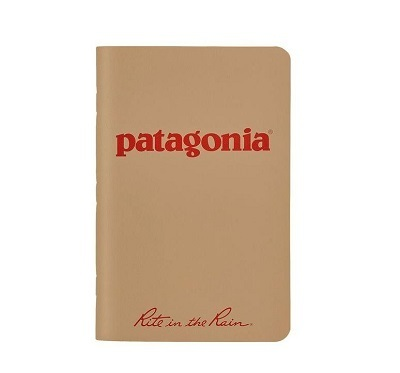 デザインが人気★Patagonia Iron Forge Field Journal
