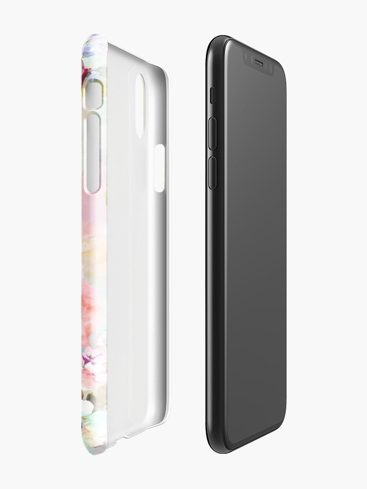 ★RED BUBBLE★ Romantic Floral iPhoneケース 関税込・送料無料