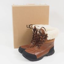 Men's【UGG】♪ BUTTE SNOW BOOTS♪[RESALE]
