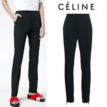 【18SS】大注目!!★CELINE★mid rise skinny fit trousers