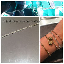 【Tiffany & Co】 Hardwear Micro Link Bracelet in silver