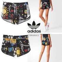 ADIDAS Pharrell Williams Artist Shorts ショートパンツ