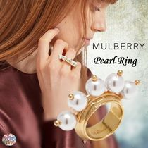 Mulberry☆Pearl Ring パールリング 上品