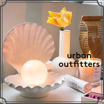 Urban Outfitters 12色変化*リモコン付LEDシェルランプ☆送関込