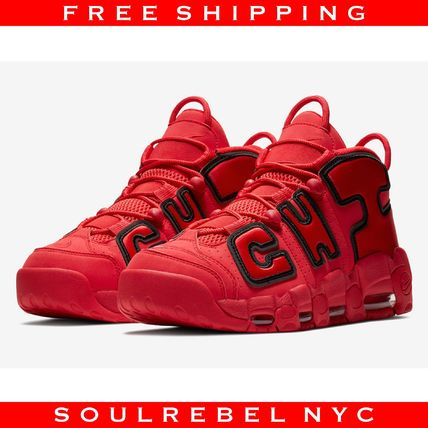 Air More Uptempo モアテン アップテンポ Chicago Red US12 30cm