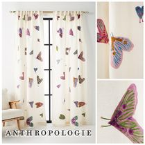 ANTHROPOLOGIE☆Embroidered Luella Curtain☆ 税送込