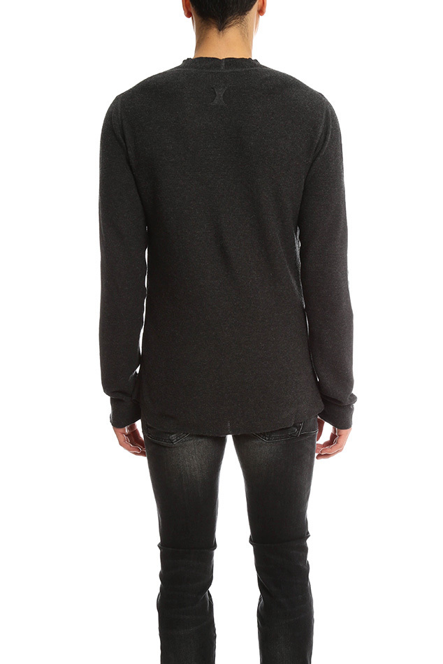 "セール""HANNES ROETHER""COPLA V NECK SWEATER パーカー 関税込"