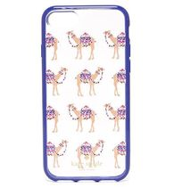 【ケイトスペード】Camel March case iphone7/8