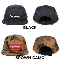 Supreme Quilted Camp cap