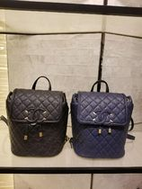 2018 新作店頭入荷★CHANEL★CC filigree Back pack blk or Navy