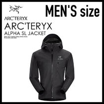 即納★レインウェア★ARC'TERYX★ALPHA SL JACKET MEN'S ★15179
