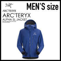 国内即納★ARC'TERYX ALPHA SL JACKET MEN'S★15179 CORVO BLUE