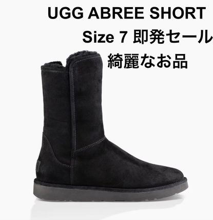 [VIP即発SALE]UGG ABREE SHORT SIZE7 綺麗なお品です^^