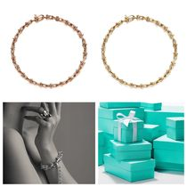 【Tiffany & Co】 Hardwear Micro Link Bracelet in 18k gold