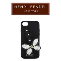 【HENRI BENDEL】●日本未入荷●BUTTERFLY CASE FOR IPHONE 7/8