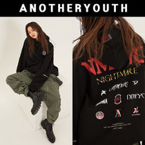 ANOTHERYOUTH(アナザーユース) パーカー・フーディ 日本未入荷★ANOTHERYOUTH★heavy cotton hoodie★男女共用