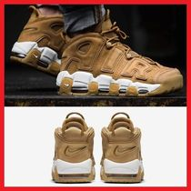 ユニセックス国内発送 Nike Air More Uptempo 96 PREMIUM FLAX