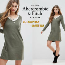 Abercrombie&Fitch☆ Cosy Dress♪