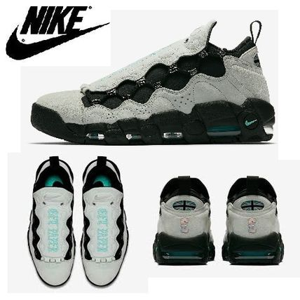 送関込 Nike Air More Money 'British Pound' QS モアマネー