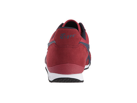 Onitsuka Tiger by Asics  Ultimate 81 Burgundy/Peacoat