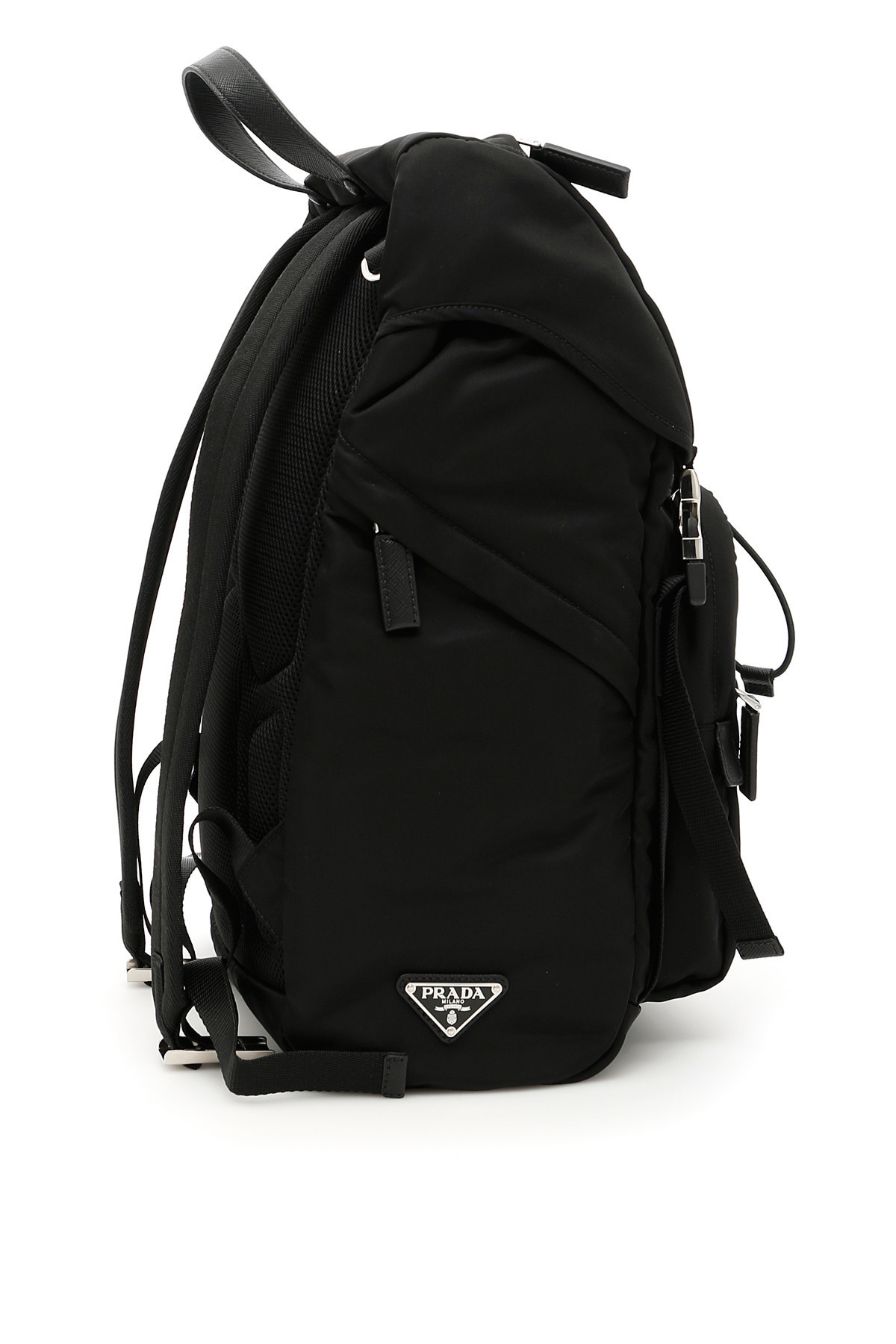PRADA Fabric Backpack