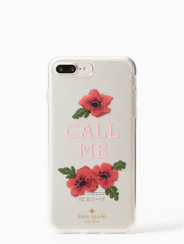 【SALE】kate spade iphone 7/8 plus case 送料・関税込み