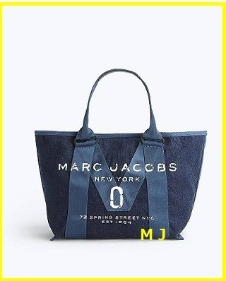Marc Jacobs   denim small tote  今だけ価格♪