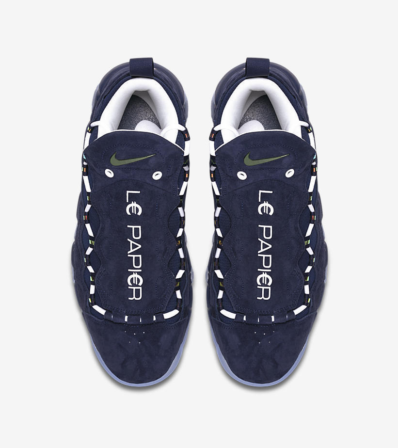 Nike Air more money France euro モアマネー フランスユーロ