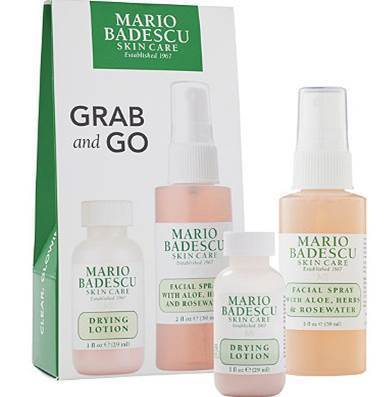 MARIO BADESCU♪ Drying Lotion・facial spray トラベルセット♪
