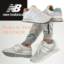 ●New Balance● Peaks to Streets ML574OR シーソルト 即発
