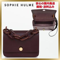 人気◇ SOPHIE HULME ◇ Small Spring Crossbody 【関税送料込】