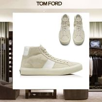 【18SS NEW】 TOM FORD_men /CAMBRIDGEハイトップスニーカーNA