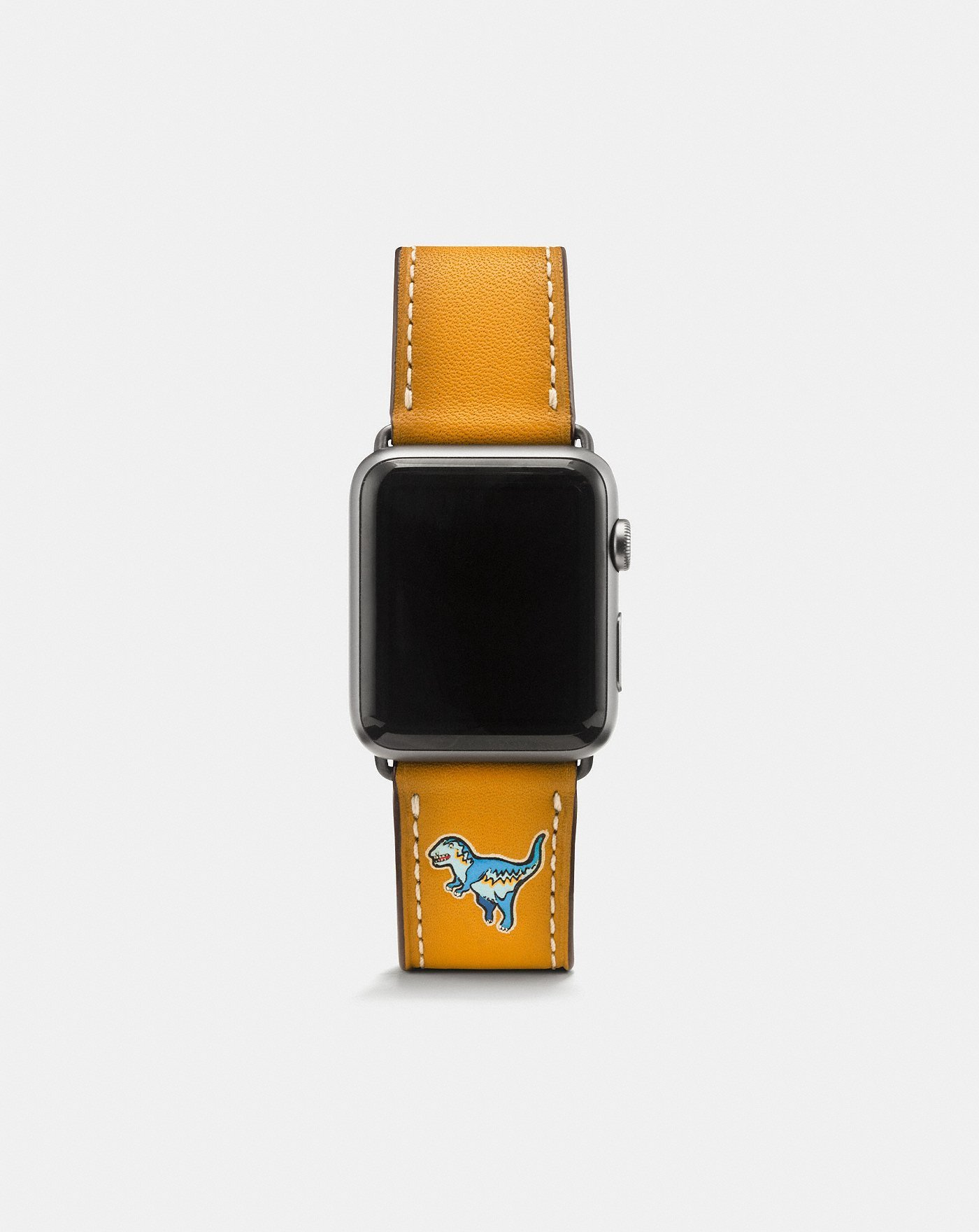 Coach Strap With Rexy Apple Watch バンド