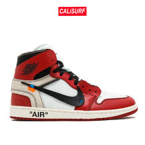 大人気コラボ★NIKE x OFF WHITE THE 10 : AIR JORDAN 1