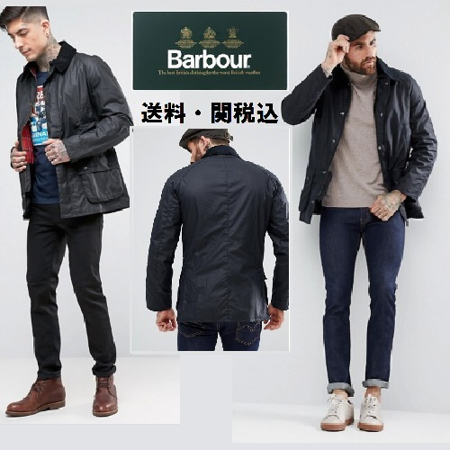 Barbour Ashby ワックスジャケット