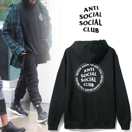 日本未入荷 関税込 Anti Social Social Club Never you Hoodie